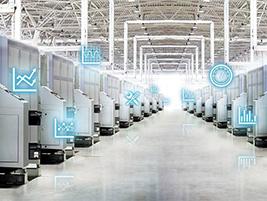 数字化工厂MES系统